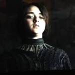 Arya Stark (Maisie Williams) delivers the best moments in the Game of Thrones S4 debut 'Two Swords.'