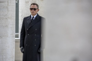 James Bond (Daniel Craig) returns in SPECTRE.