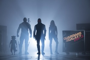 Director James Gunn announces via Twitter that production is underway on 'Guardians of the Galaxy Vol. 2.'