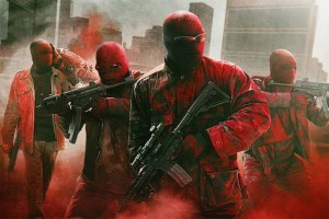 "Director John Hillcoat leads Anthony Mackie, Woody Harrelson, Norman Reedus, Clifton Collins Jr. and Aaron Paul in the Open Road Films drama ""Triple 9. '"