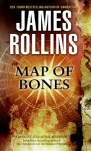 producers John Sacchi and 21 Laps co-founders Shawn Levy and Dan Cohen are developing 'Map of Bones' for Lionsgate.