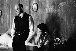 Liam Cunningham and Bérénice Bejo star in 'The Childhood of a Leader.' Photo by Agatha A. Nitecka