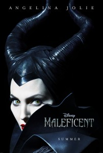 Angelina Jolie stars as the dark witch in Disney's 'Maleficent.'