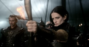 Eva Green stars as Artemisia in the Warner Bros. and Legendary Pictures adventure '300: Rise of an Empire.'