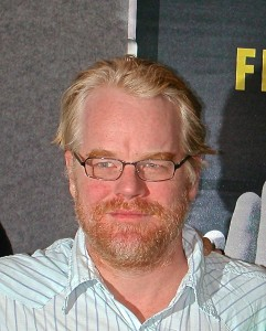 Philip Seymour Hoffman, promoting 'Capote' at the 2005 Toronto International Film Festival.