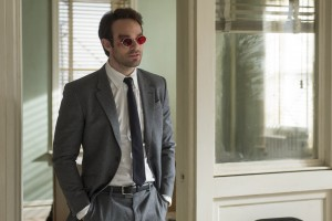 "Charlie Cox stars in the Netflix Original Series ""Marvel's Daredevil."""