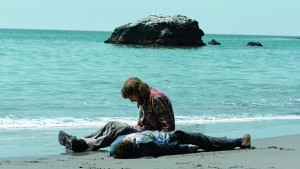 Paul Dano and Daniel Radcliffe star in the surreal comedy 'Swiss Army Man.'