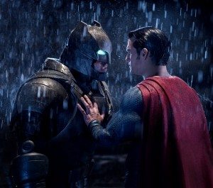 "(L-r) BEN AFFLECK as Batman and HENRY CAVILL as Superman in Warner Bros. Pictures' action adventure ""BATMAN v SUPERMAN: DAWN OF JUSTICE,"" a Warner Bros. Pictures release. Photo Credit: Clay Enos/ TM & © DC Comics"