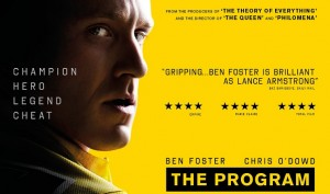 The Program director Stephen Frears sources the controversial story of celebrity athlete and multiple Tour de France champion Lance Armstrong and his fall from doping charges